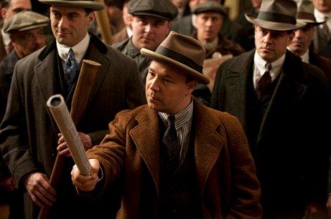 Al and Frank Capone in Cicero
