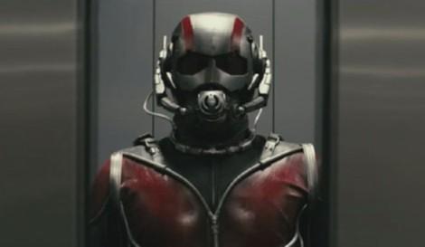 Antman Test Footage