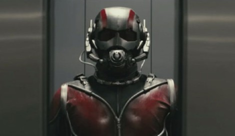 Antman Test Footage