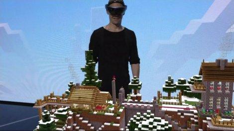 MinecraftHololens