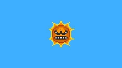 Angry-Sun