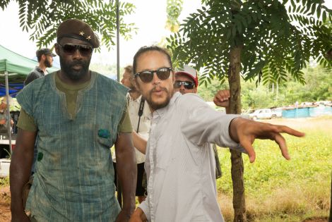 Beasts-Of-No-Nation-Idris-Elba-and-Cary-Fukunaga