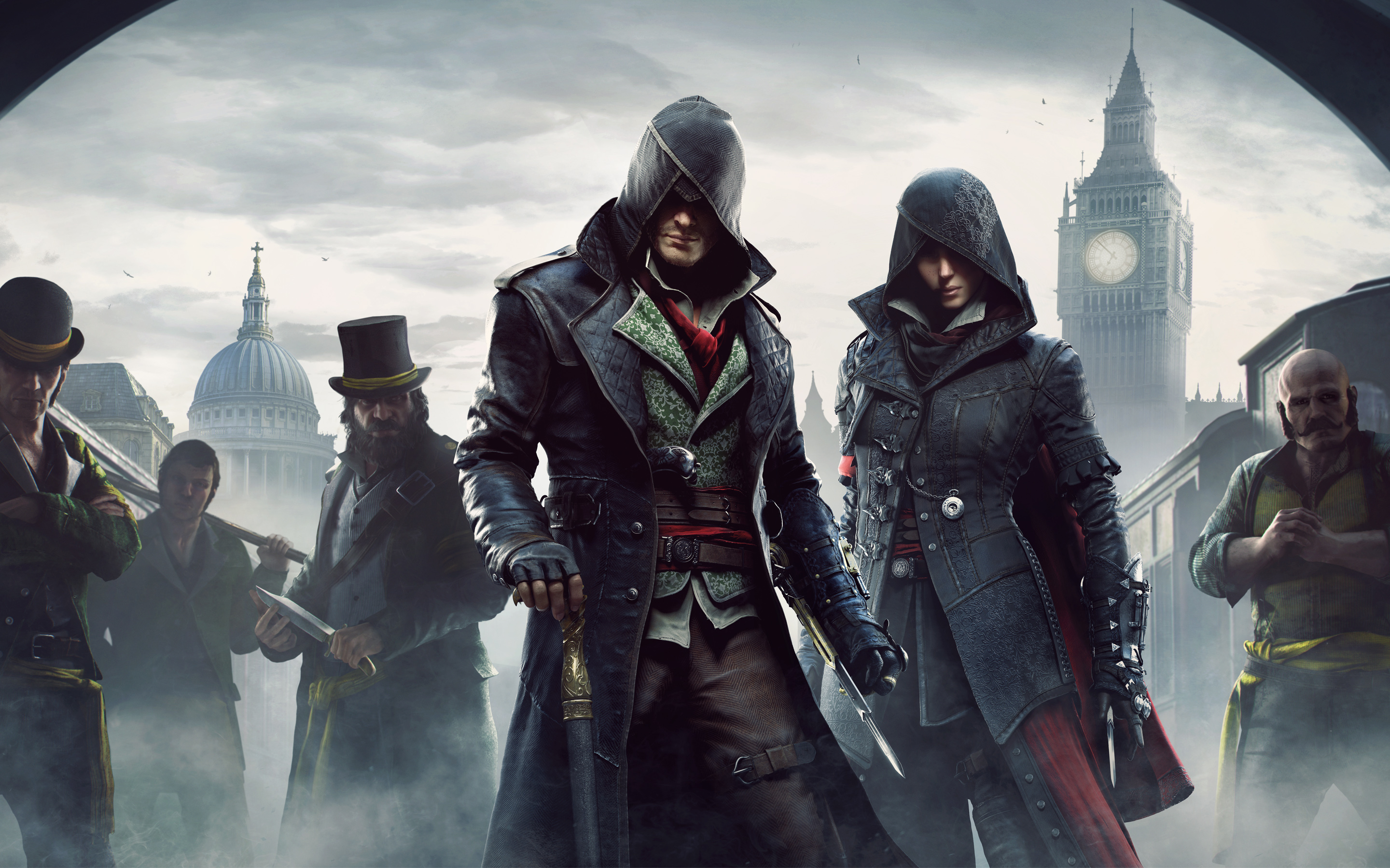 Meta-Review: Assassin's Creed Syndicate (PS4, Xbox One, PC