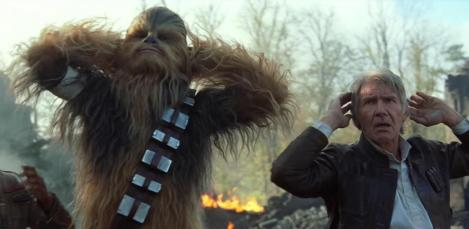 starwars Han and Chewie